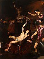 Martyrdom of Saint Lawrence, c.1615, ribera