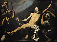 Martyrdom of St. Bartholomew, ribera