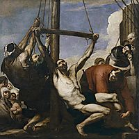 The Martyrdom of St. Philip, 1639, ribera