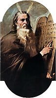 Moses, 1638, ribera
