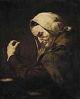 The Old Usurer, 1638, ribera
