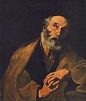 Saint Peter, ribera