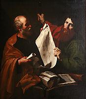 Saint Peter and Saint Paul, ribera