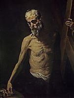 St. Andrew, c.1631, ribera