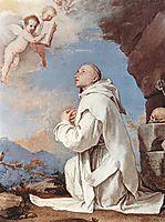 St. Bruno, the Carthusian, 1643, ribera