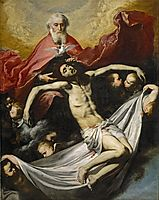 The Trinity, c.1635, ribera