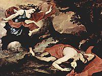 Venus und Adonis, 1637, ribera