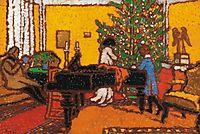 Christmas, 1910, ripplronai