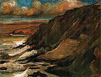 Romantic Landscape , 1899, ripplronai