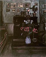 Twilight in an Intimate Room , 1892, ripplronai