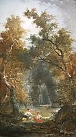 The Glade, 1775, robert