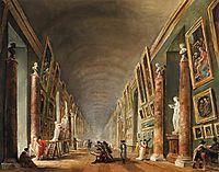 The Grande Galerie, 1795, robert