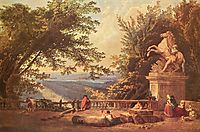 The Terrace at Marly, robert