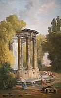 The Washer Women, 1792, robert