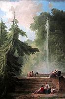 The Water Jet, 1794, robert