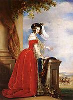 Alexandra Feodorovna (Charlotte of Prussia), c.1845, robertson
