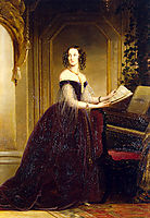 Maria Nicolaevna, Duchess of Leuchtenberg, 1840, robertson