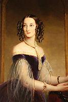 Maria Nicolaevna, Duchess of Leuchtenberg, c.1845, robertson