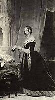 Olga Ivanovna Orlova-Davydova (Baryatinsky), 1841, robertson