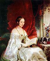 Olga Ivanovna Orlova-Davydova (Baryatinsky, robertson