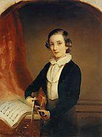 Portrait of Prince Nikolai Borisovich Yusupov, 1840, robertson