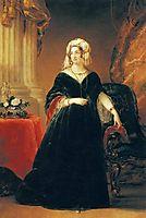 Princess Tatiana Vasilievna Yusupova, 1841, robertson