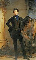 Vladimir Orlov-Davydov, 1840, robertson