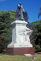 Domingo Sarmiento, rodin