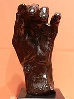 Hand , rodin