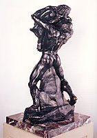 I Am Beautiful, 1882, rodin