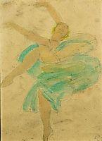 Loïe Fuller, rodin