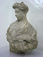 Madame Fenaille, 1898, rodin