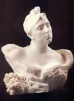Mme Vicuna, 1884, rodin
