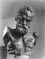 Portrait of a Man, rodin