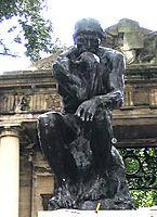 The Thinker, 1902, rodin