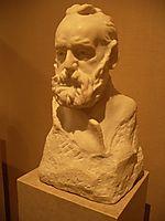 Victor Hugo, 1886, rodin