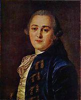 Portrait of N.A.Demidov, c.1760, rokotov