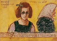 Aunt Manci  , 1913, ronai