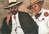 Lajos und Odon , 1918, ronai