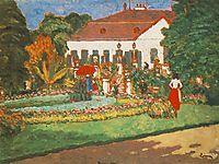Manor-House at Körtvélyes, 1907, ronai