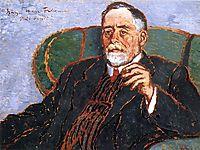 Merse portrait , 1911, ronai