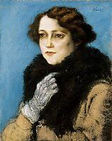 Terka Linzer, 1923, ronai