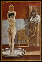 The Shower, c.1881, rops