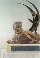 The Sphinx, rops