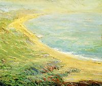 Bluff at Pourville, 1910, rose