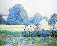 July Afternoon, rose