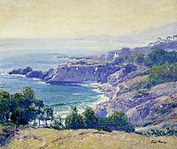 Laguna Coast, 1910, rose