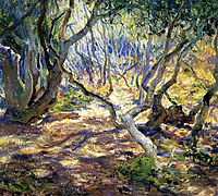 Oak Grove, Carmel, 1919, rose