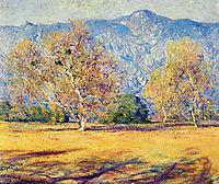 The Sycamores, Pasadena, 1918, rose