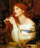 Aurelia, Fazio-s Mistress, 1863-1873, rossetti